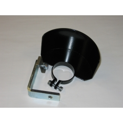 Schuursegment t.b.v. schuurmanchetten met pijpdoorsnee 35-76mm