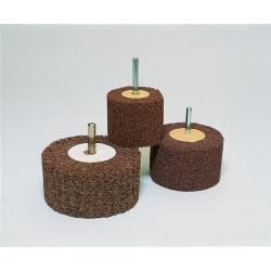 Vliesschuurpapier Ø 60x50x6mm, geschikt voor boormachine, korrel 280