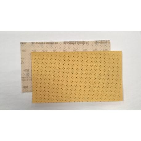 Superpad P,  335x485mm korrel 400, schuurpapier