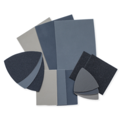 Superfinishing pad SG1,  diverse formaten