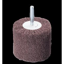 Vliesschuurpapier Ø 60x50x6mm, geschikt voor boormachine, korrel 180