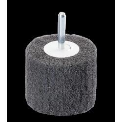 Schuurborstel  Ø 60x50x6mm, korrel s400, geschikt voor boormachine