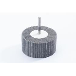 Polijstborstel Ø 100x50x8mm, korrel 320, geschikt voor boormachine